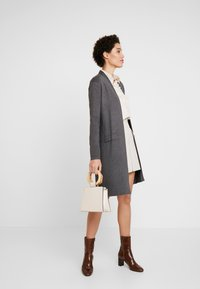 Esprit Collection - LONG - Cardigan - gunmetal - 1