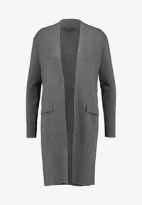 Esprit Collection - LONG - Cardigan - gunmetal - 4