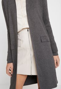 Esprit Collection - LONG - Cardigan - gunmetal - 5