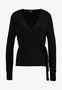 Esprit Collection - CABLE - Cardigan - black - 3