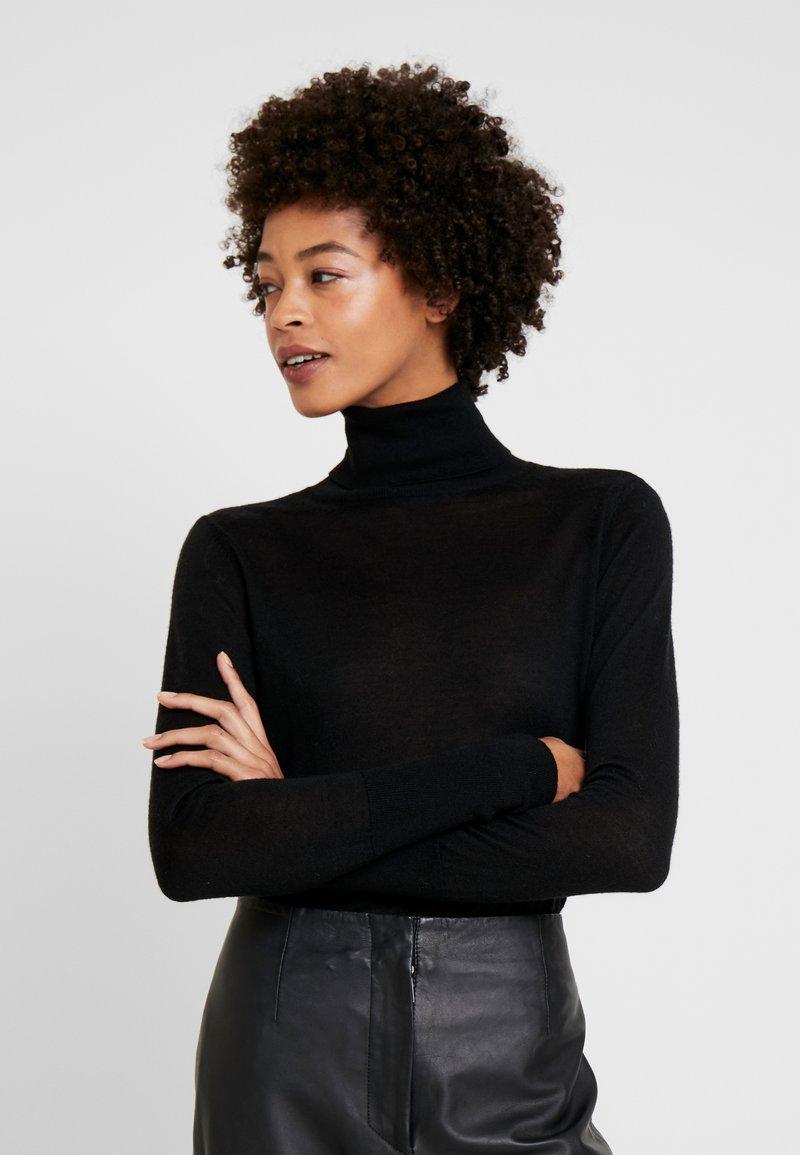 Esprit Collection - SKIN ROLL - Strikpullover /Striktrøjer - black