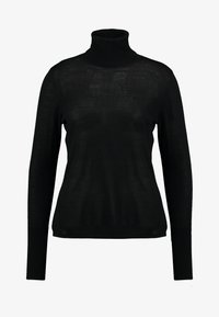 Esprit Collection - SKIN ROLL - Jumper - black - 3