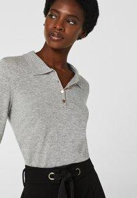 Esprit Collection - Poloshirt - grey - 3