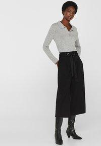 Esprit Collection - Poloshirt - grey - 1