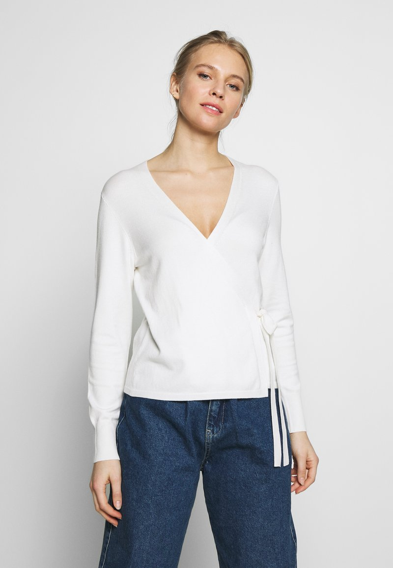 Esprit Collection - ECOVERO - Cardigan - off white