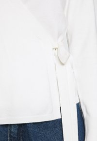 Esprit Collection - ECOVERO - Cardigan - off white - 4