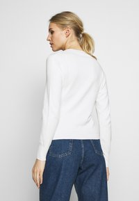 Esprit Collection - ECOVERO - Cardigan - off white - 2