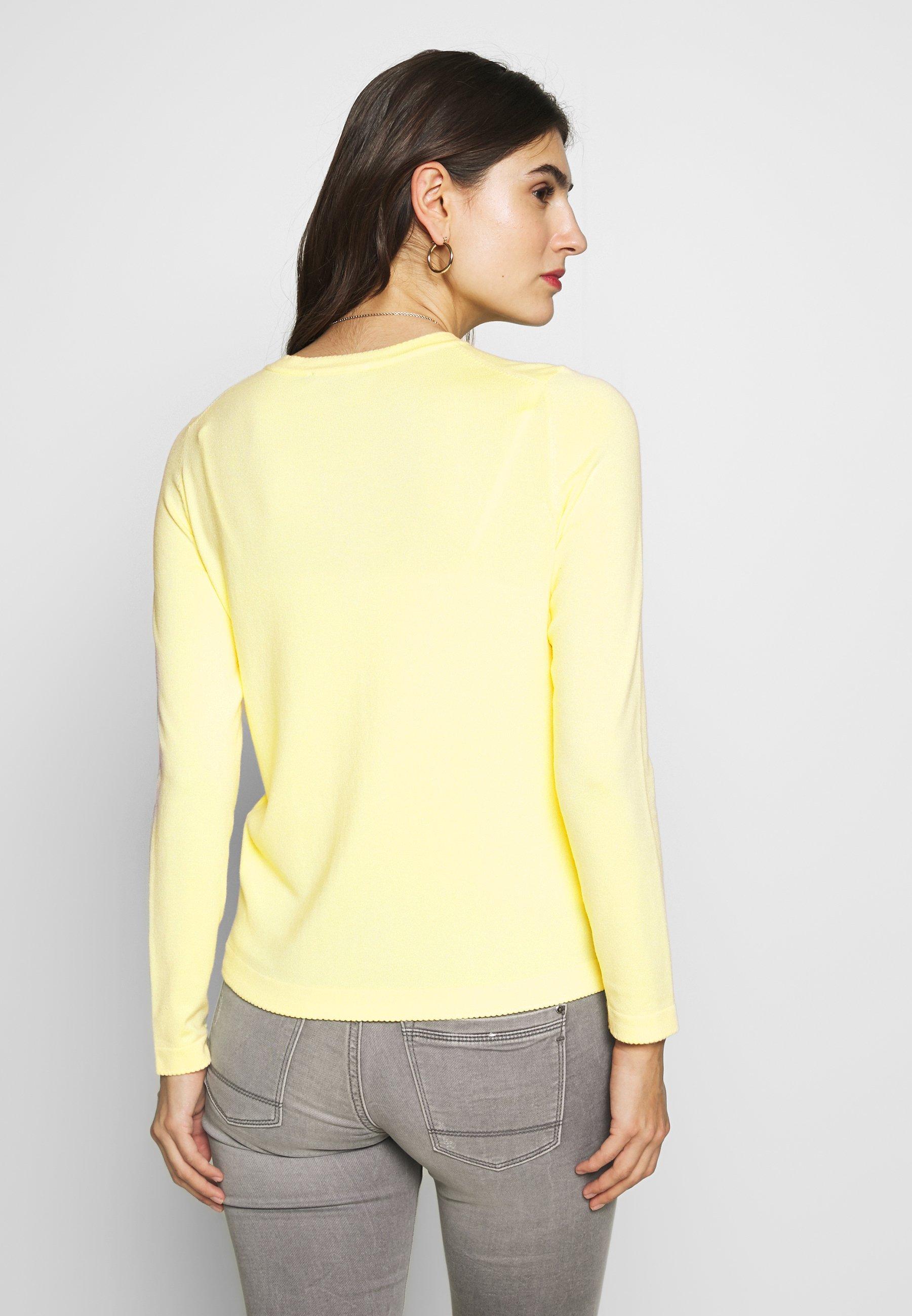 Esprit Collection ECOVERO - Kardigan - lime yellow