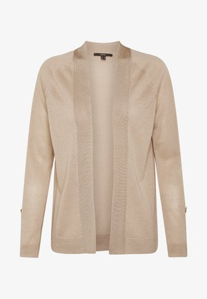 Cardigan - light beige