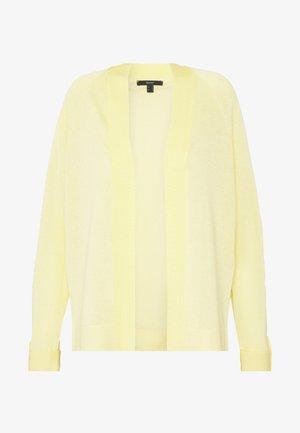 Kardigan - lime yellow