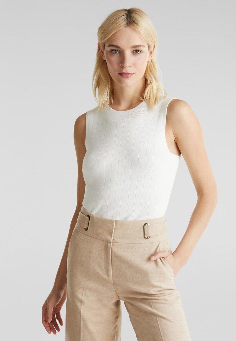 Esprit Collection - Débardeur - off white