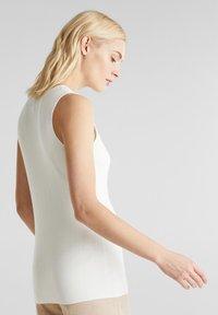 Esprit Collection - Débardeur - off white - 2