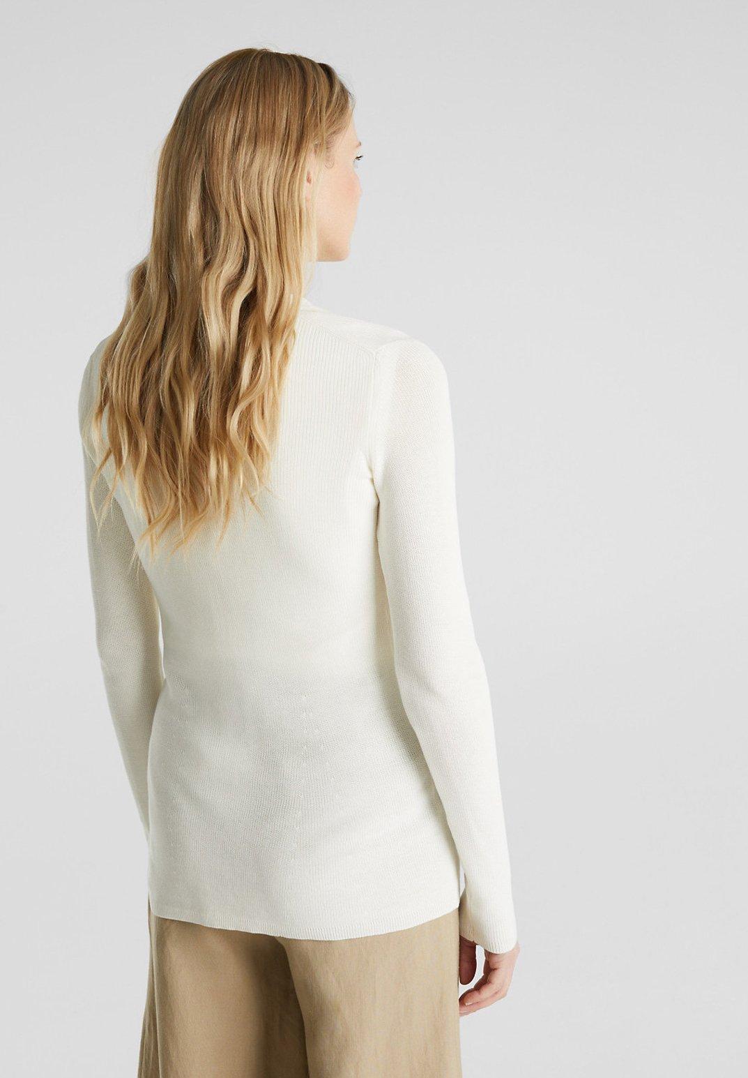 Esprit Collection Fashion Cardigan - Strickjacke Off White Black Friday