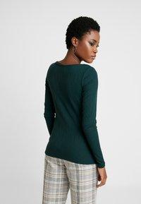 Esprit Collection - Jumper - dark teal green - 2