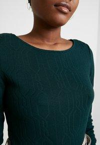 Esprit Collection - Jumper - dark teal green - 5