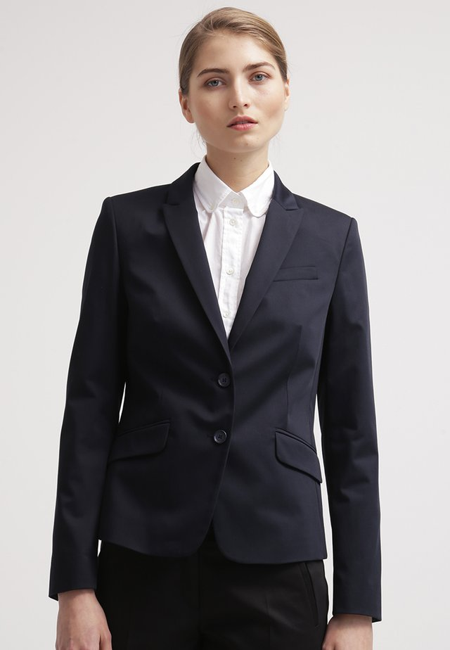 SLIM FIT - Blazer - dark navy