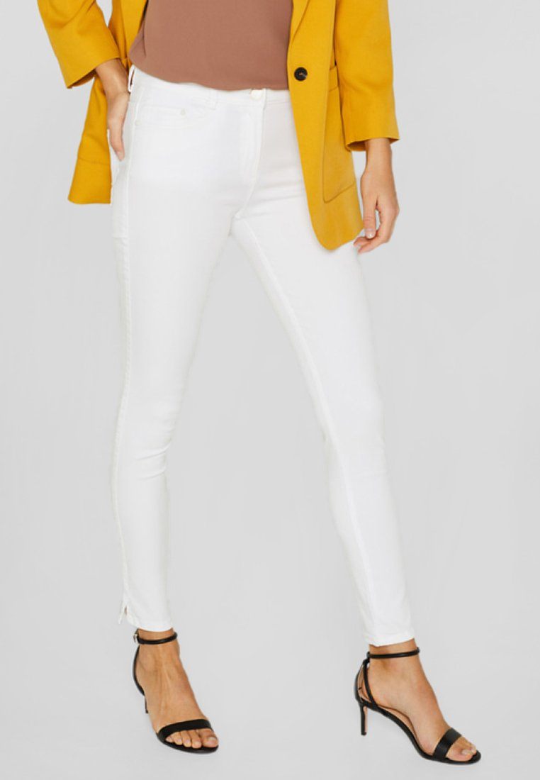 Esprit Collection - SHAPING - Jeans Skinny Fit - white