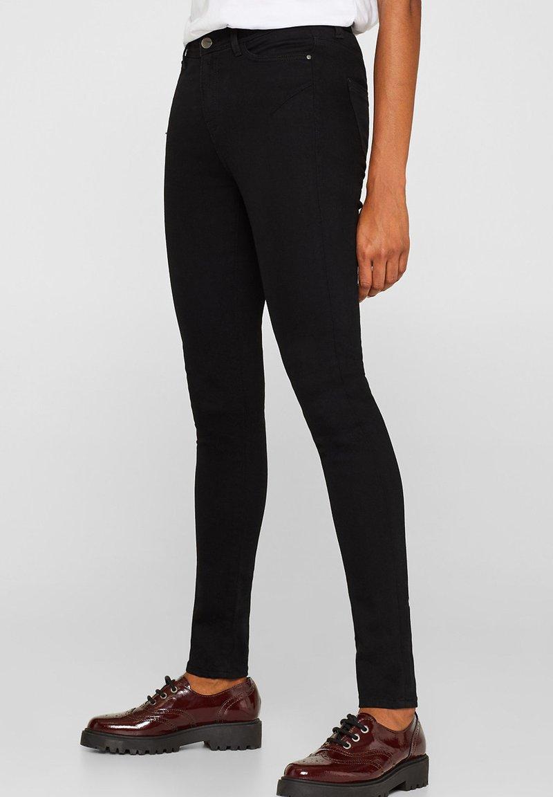 Esprit Collection - Jeans Skinny Fit - black dark