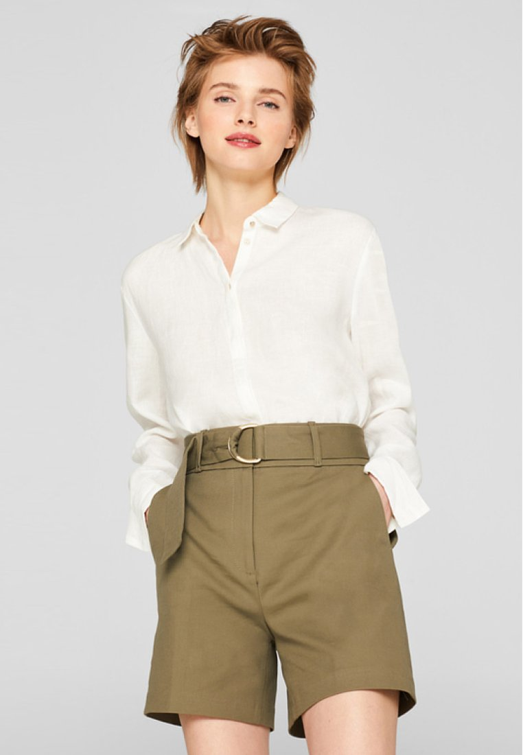 Esprit Collection - Shorts - taupe