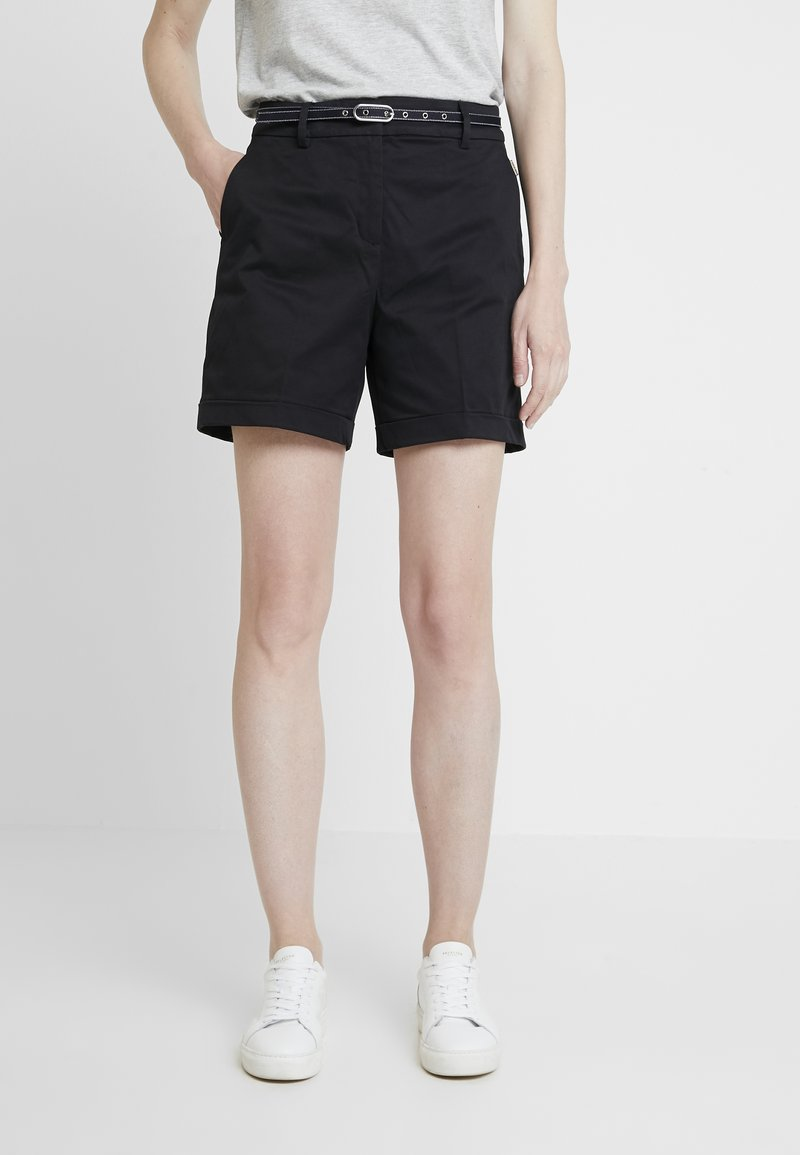 Esprit Collection - SOLID - Shorts - black