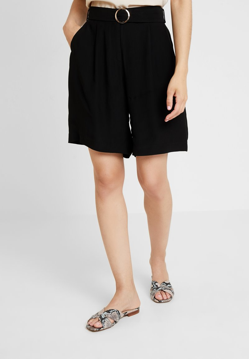 Esprit Collection - FLOTY  - Shorts - black