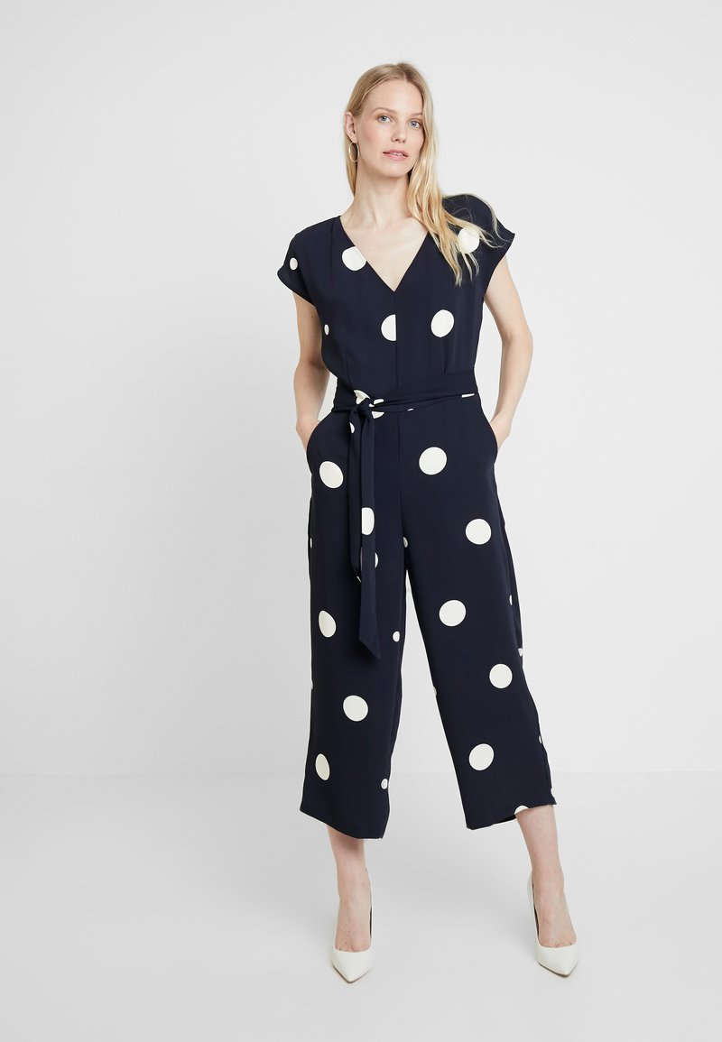 Esprit Collection - NEW DULL - Jumpsuit - navy