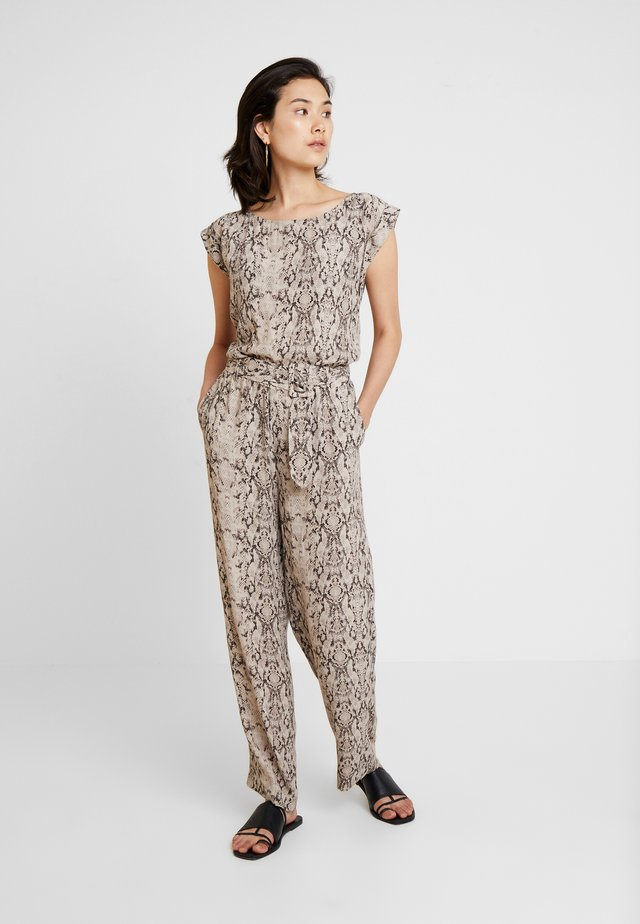 RELAXED - Mono - taupe