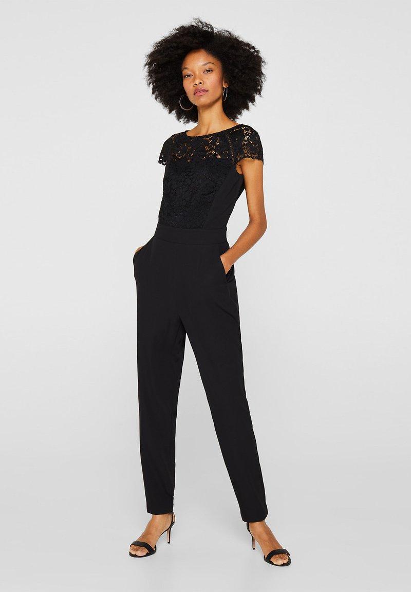 Esprit Collection - Jumpsuit - black