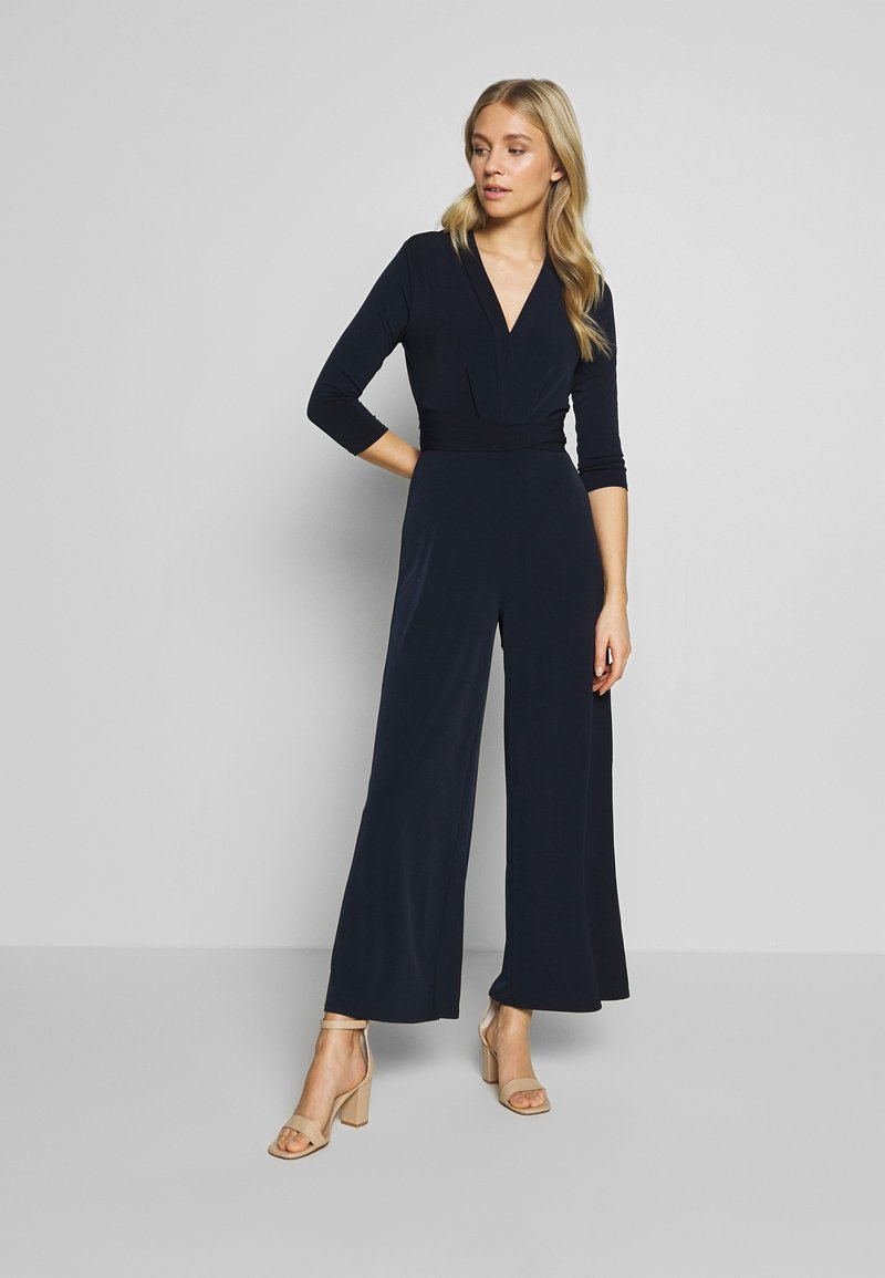 Esprit Collection - NEW JERSEY - Jumpsuit - navy
