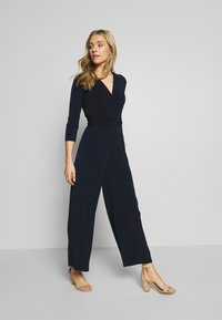 Esprit Collection - NEW JERSEY - Jumpsuit - navy - 1