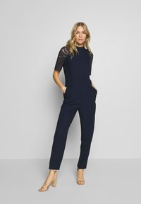Esprit Collection - NEW DEGRADE STR - Overal - navy - 0
