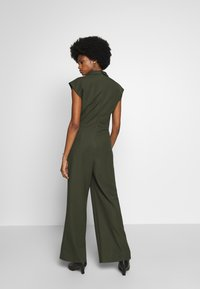 Esprit Collection - Tuta jumpsuit - khaki green - 2