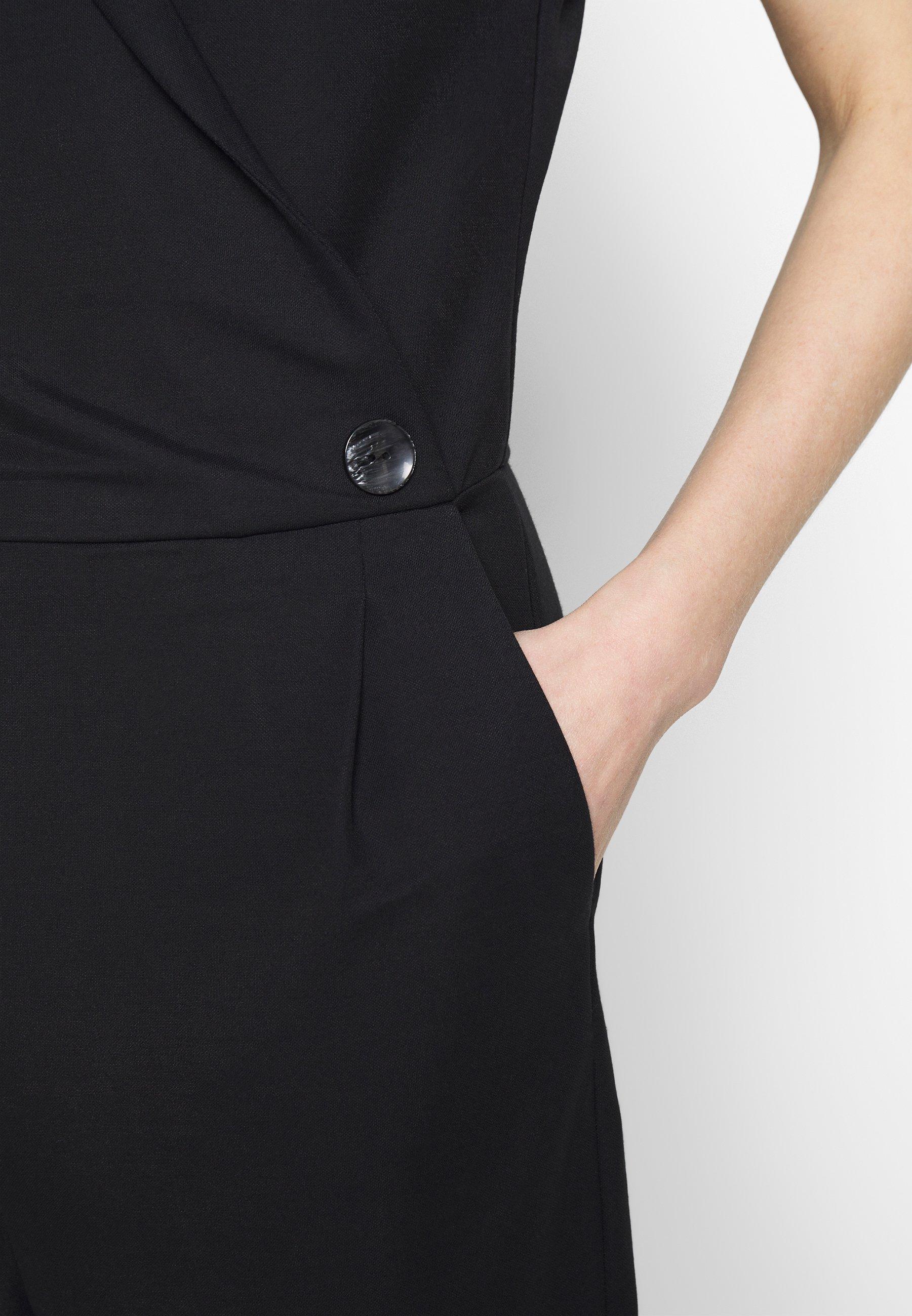 Esprit Collection Tuta jumpsuit - black