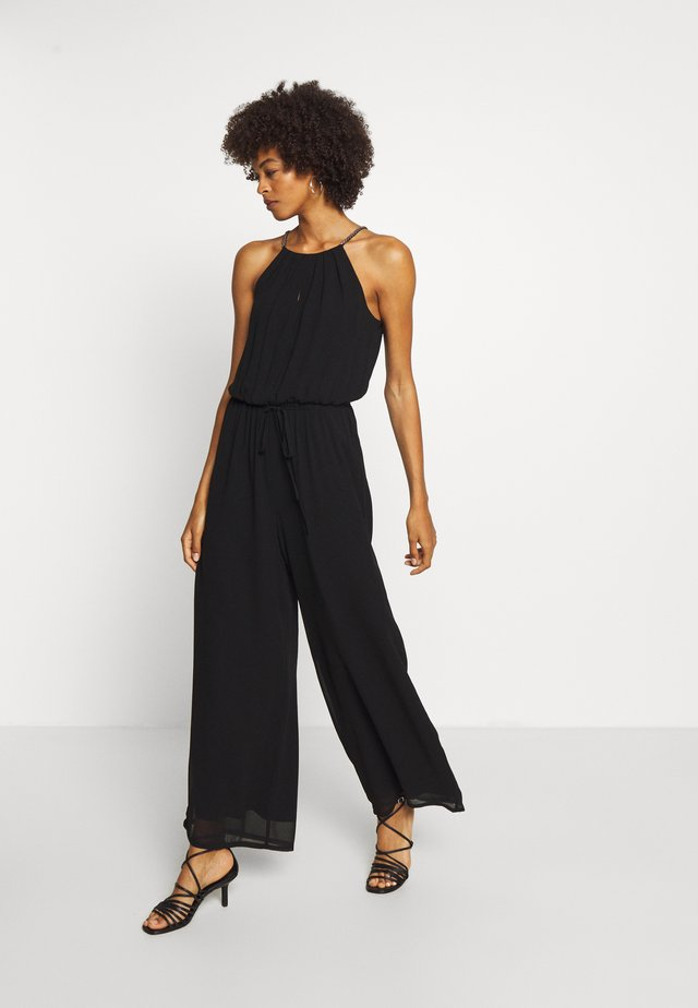 RECYCLED - Jumpsuit - black