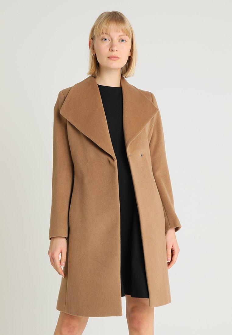 Esprit Collection - PLAIN COAT - Wollmantel/klassischer Mantel - camel
