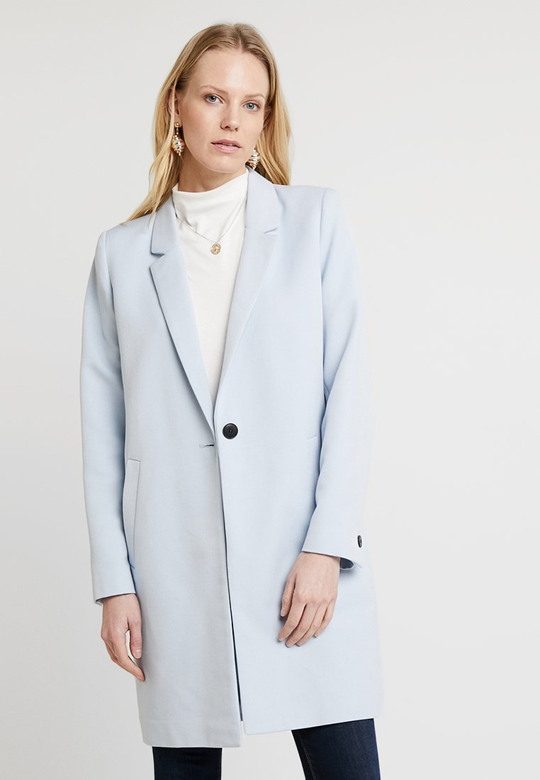 Esprit Collection - SOFT COAT - Wollmantel/klassischer Mantel - light blue