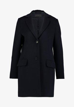 MIX COAT - Cappotto classico - navy