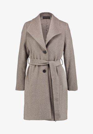 COAT - Zimní kabát - light taupe