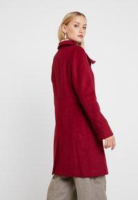 Esprit Collection - FEMININE COAT - Manteau classique - dark red - 2