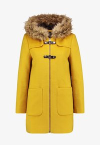 Esprit Collection - Short coat - amber yellow - 5