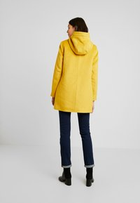 Esprit Collection - Short coat - amber yellow - 3
