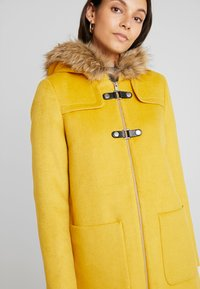 Esprit Collection - Short coat - amber yellow - 4