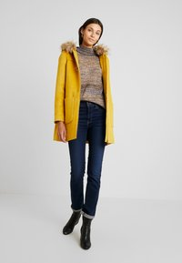 Esprit Collection - Short coat - amber yellow - 1