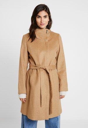 MIX COAT - Zimní kabát - camel