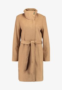 Esprit Collection - MIX COAT - Frakker / klassisk frakker - camel - 4