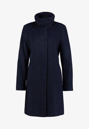 FEMININE COAT - Krátký kabát - navy