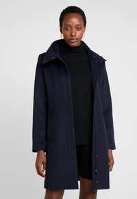 Esprit Collection - FEMININE COAT - Manteau court - navy - 0