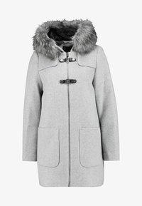 Esprit Collection - MIX COAT - Kort kåpe / frakk - light grey - 5