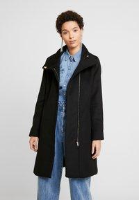 Esprit Collection - MIC COAT - Manteau classique - black - 0