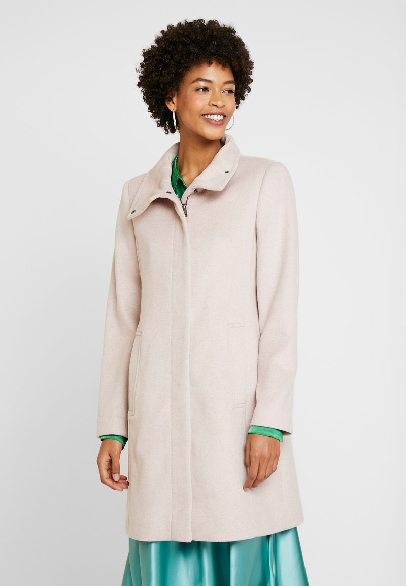 Esprit Collection - FEMININE COAT - Manteau classique - dusty nude